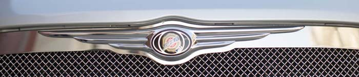 chrysler limo grill photo